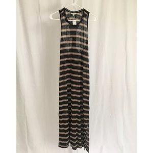 Joie Nordstrom Womens Size Large Striped Dress NWT